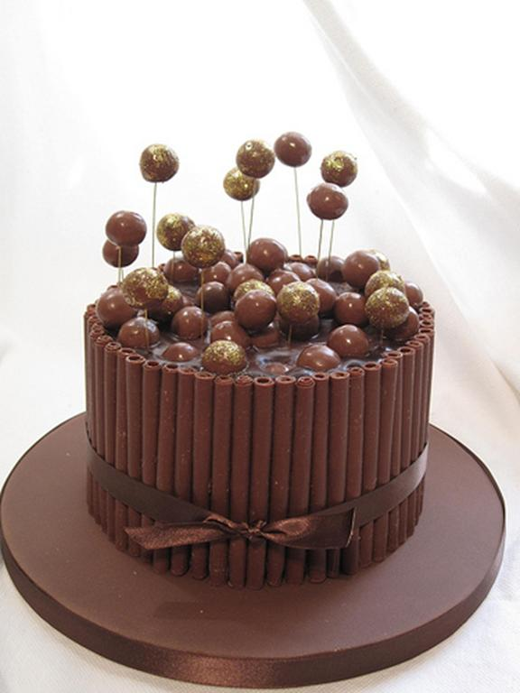 Maltesers Cake Uk
