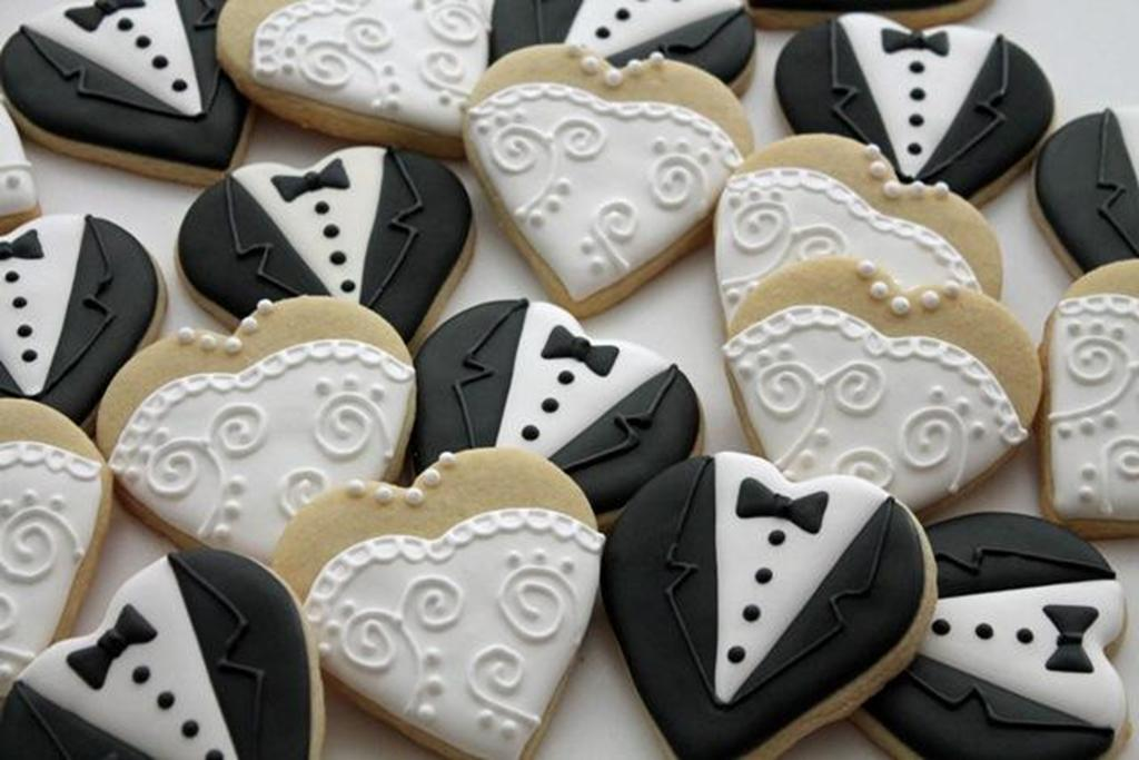 Cookie Creations Beautiful Wedding Cakes Amp Favours