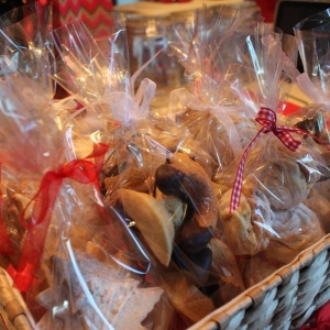 Mixed cookie bags