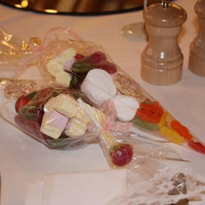 Sweets favour cones